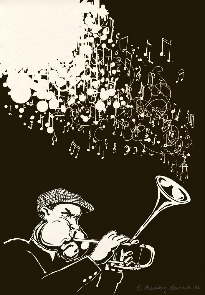 Dizzy Gillespie: 21. Oktober 1917 - 6. Januar 1993