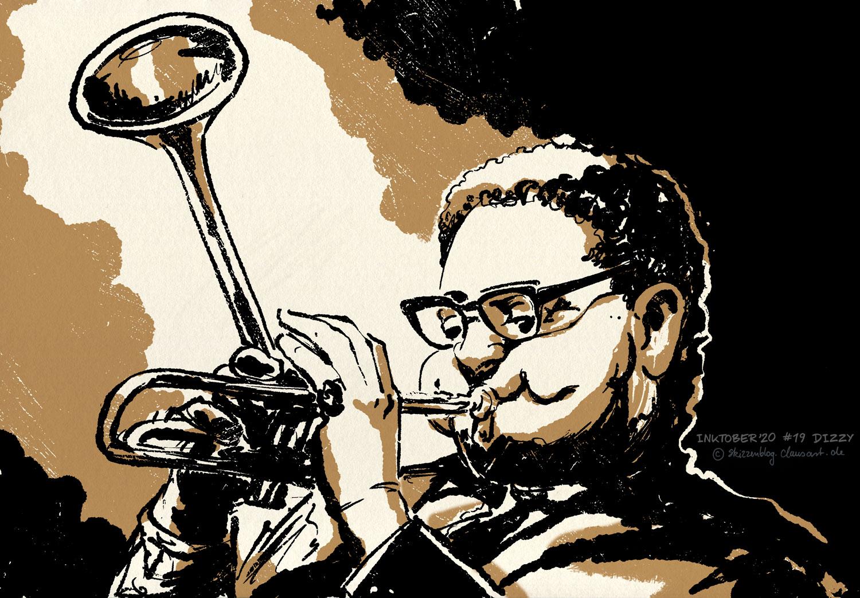 Dizzy Gillespie 21. Oktober 1917 - 6. Januar 1993