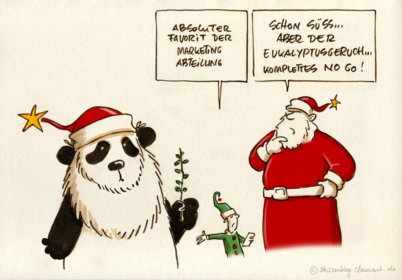 Wort des Tages: Panda