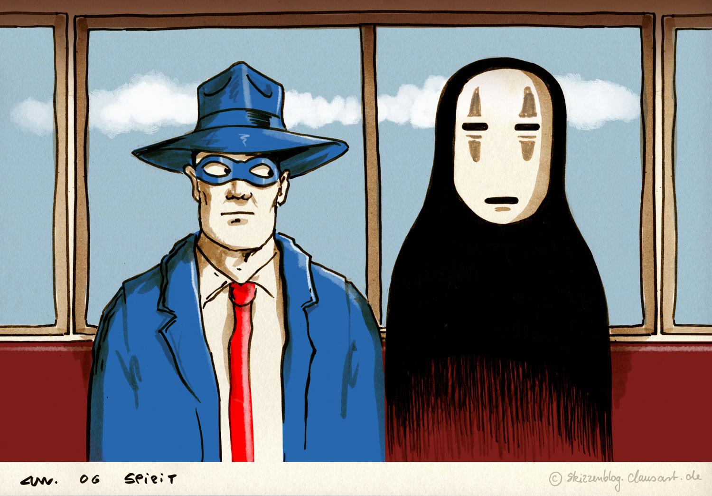 Will Eisner vs Hayao Miyazaki