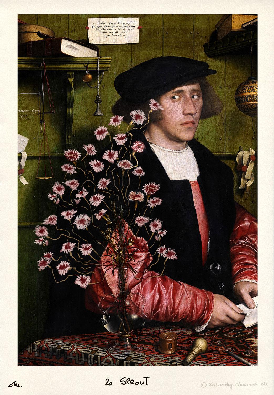 Bildnis des Danziger Hansekaufmanns Georg Gisze in London (Hans Holbein der Jüngere)